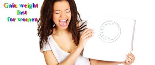 Weight Gain Program For Females and Eating Healthy Tips