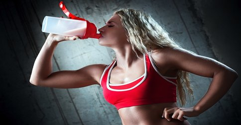 do protein shakes make you gain weight